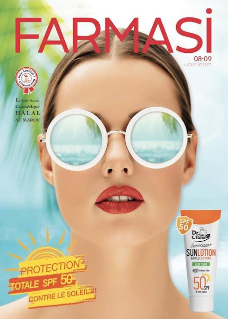 Catalogue farmasi maroc août septembre 2017