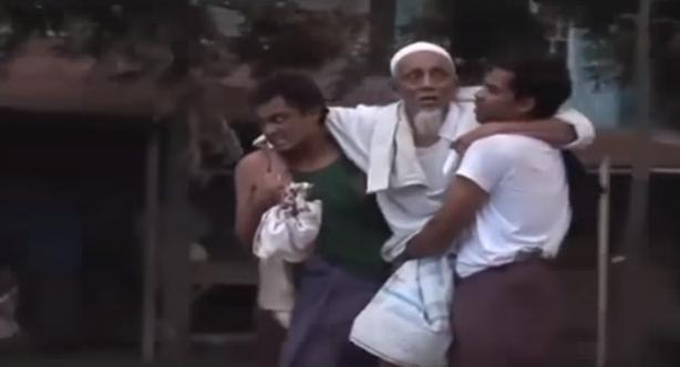 muslim ditindas di Rohingya