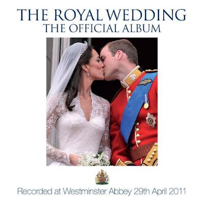 حصرياً النسخه الرسميه والأصليه البوم زفاف الأمير ويليام والاميره Royal Wedding SoundTrack جميع اغاني الزفاف الملكي