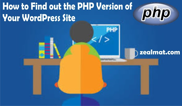How To Find Out The PHP Version Of Your WordPress Site
