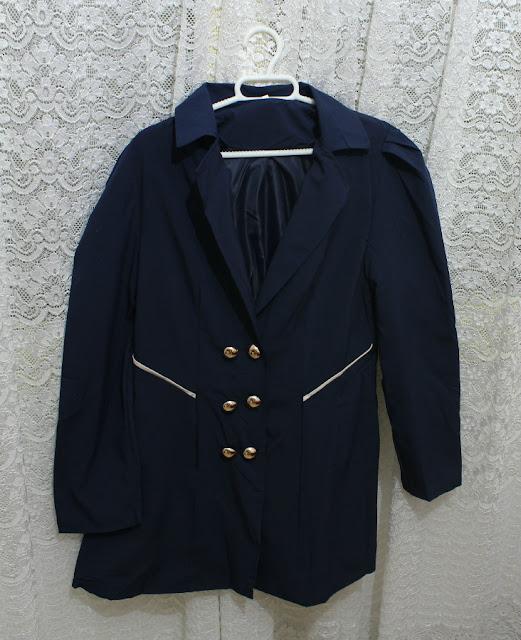 abrigo marinero sammydress