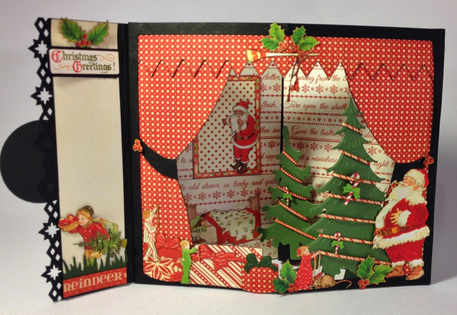 annes papercreations: G45 How to make an Envelope Scene ...