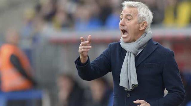 UEFA Avrupa Ligini Kazanmış Teknik Direktörler - Bert van Marwijk - Kurgu Gücü