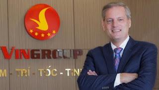 VinGroup tuyển dụng CEO GM