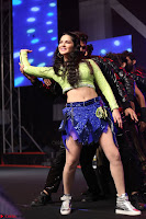 Sunny Leone Dancing on stage At Rogue Movie Audio Music Launch ~  323.JPG