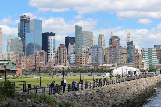 New York : 5 secrets sur le Liberty State Park