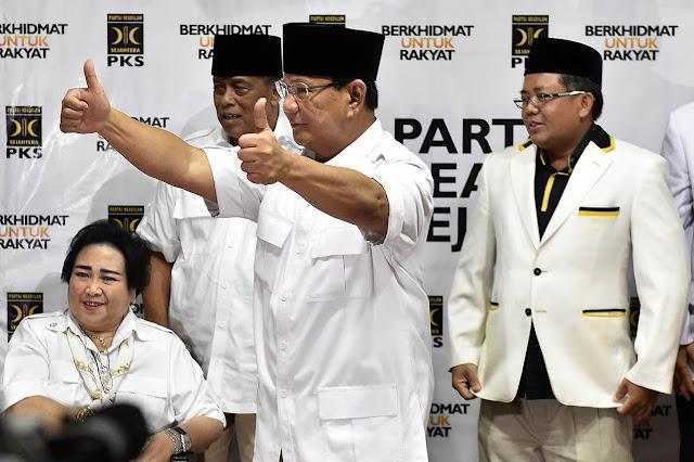Poros Baru Jatim Dan Tiket Prabowo 2019