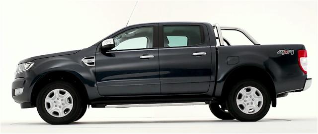 Ford Ranger biến thành F-150 Raptor thu nhỏ mẫu xe ấn tượng sắp ra mắt