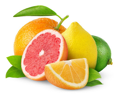 health benefits of citrus fruits