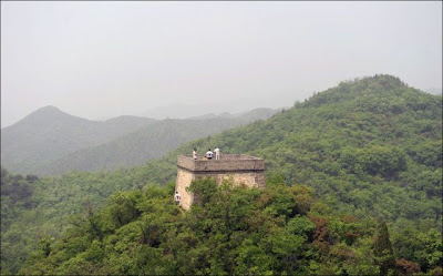Fantásticas fotos de la gran Muralla China.
