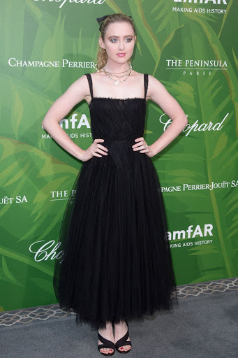 Kathryn Newton best red carpet fashion dresses photo