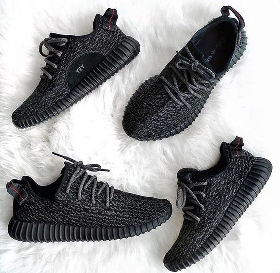 first rate 3960d f1443 The official Adidas Yeezy Boost page was updated showing a black Yeezy  Boost 350 releasing on February 19. There have been a lot of rumors that  this release ...