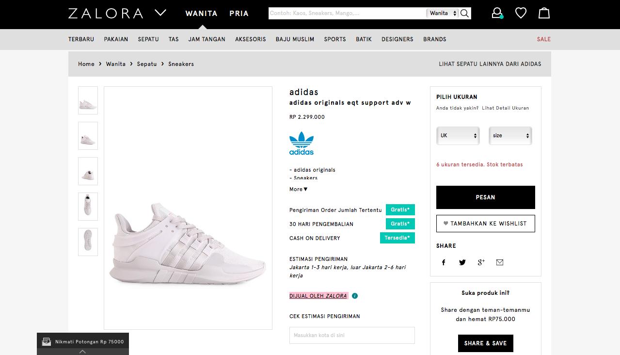 Kode Promo Adidas 2019 Shop Clothing Shoes Online
