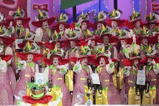 Los nietos de Sary Mánchez, murga ganadora del Carnaval de Las Palmas Gran Canaria 2017