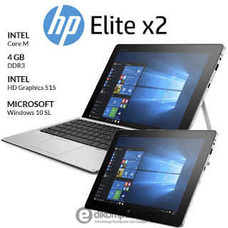 Harga Ultrabook HP Elite X2 1012 G1