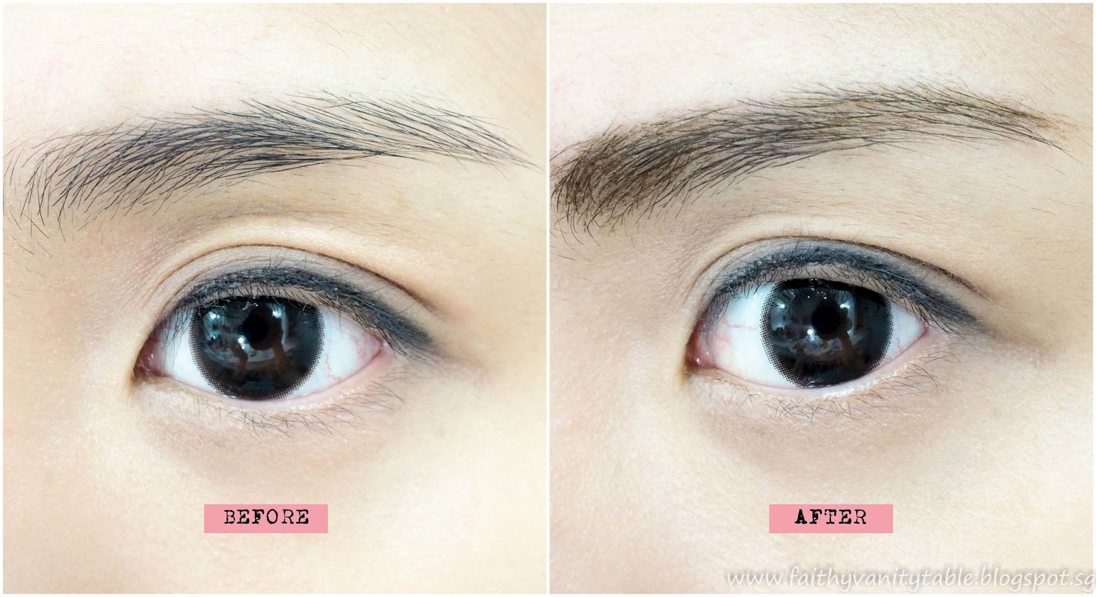 Singapore Beauty Travel And Lifestyle Blog Maybelline Brow Wow