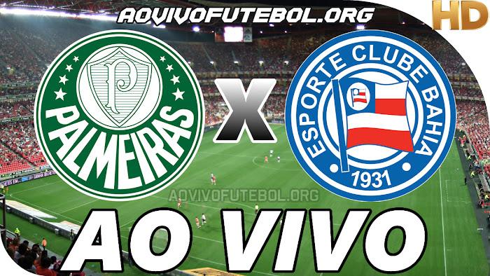 Palmeiras x Bahia Ao Vivo HD TV PFC