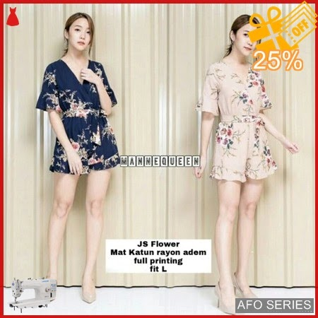 AFO468 Model Fashion JS Flower Modis Murah BMGShop