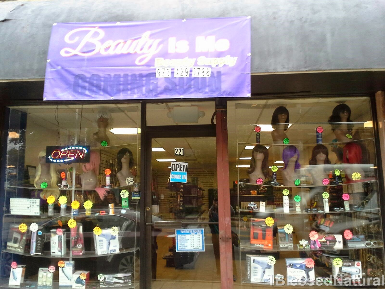 hair and beauty store near me
