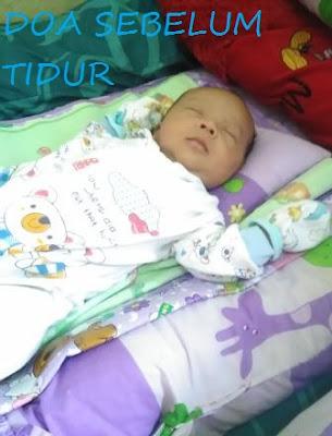 Bacaan doa sebelum tidur islam