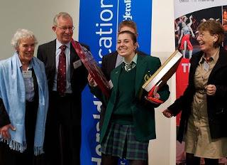 Ἑλληνίδα μαθήτρια «πρωταθλήτρια λόγου» στὴν Αὐστραλία