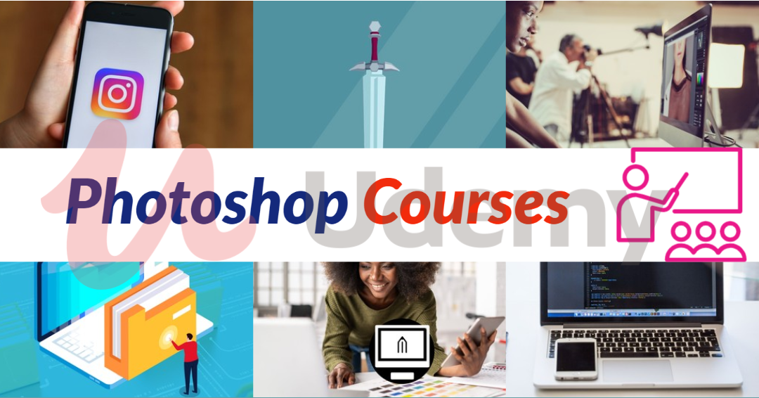Free Photoshop Courses Offer from Udemy