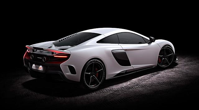 Automóvil McLaren 675LT