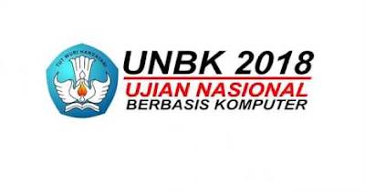 Download Jadwal Pelaksanaan UNBK 2018