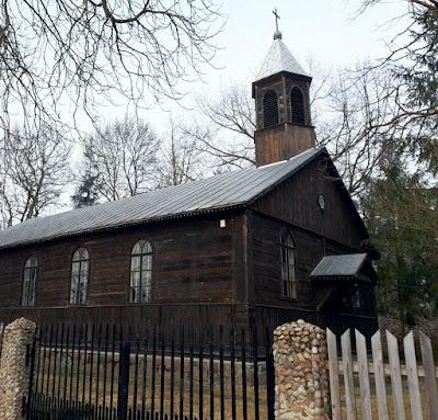Dawny zbór luterański w Secyminie