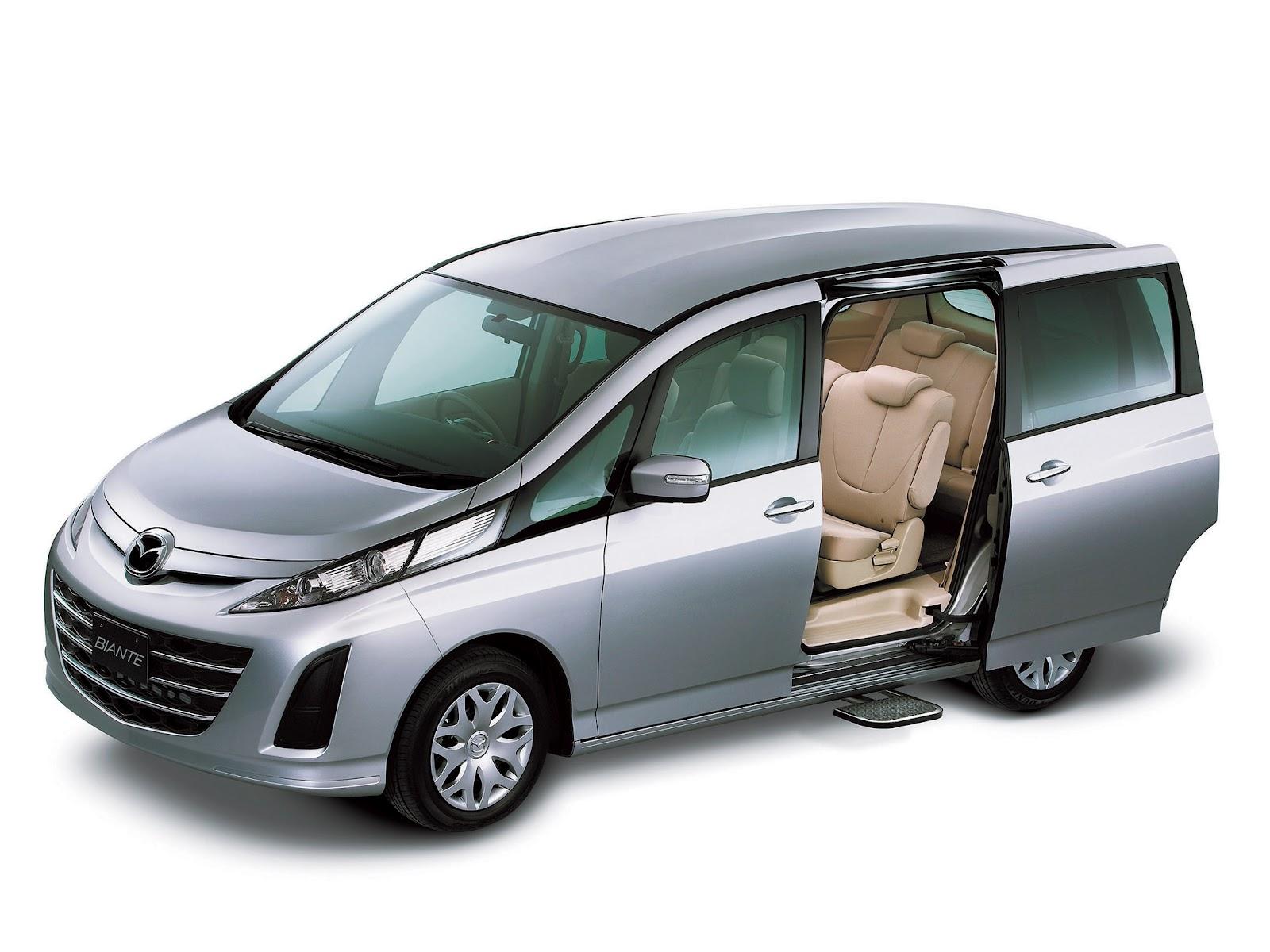 Herwono Banyu Alas: Mazda Biante Mencoba Keberuntungan Di