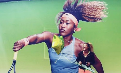 Biodata Naomi Osaka Si Petenis Jepang  Pertama Juara US Open 2018