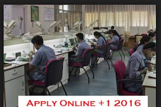 Kerala plus 1 admission 2017
