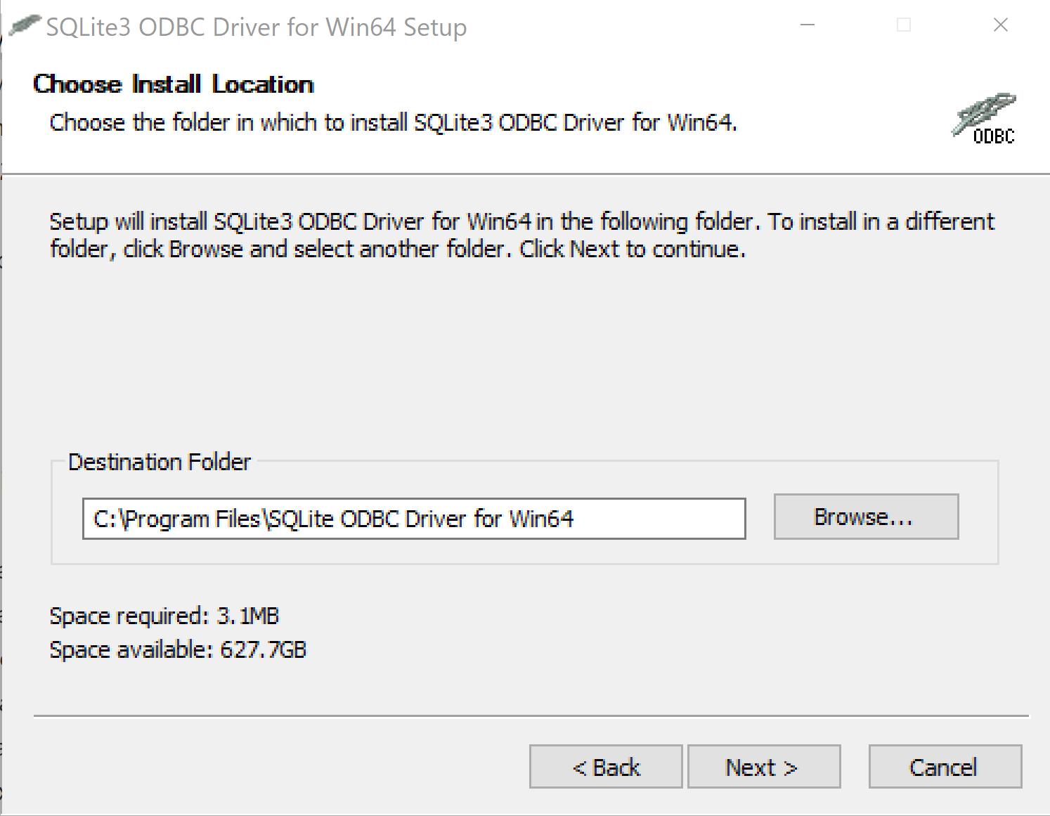 HodentekHelp: How do you install SQLite ODBC?