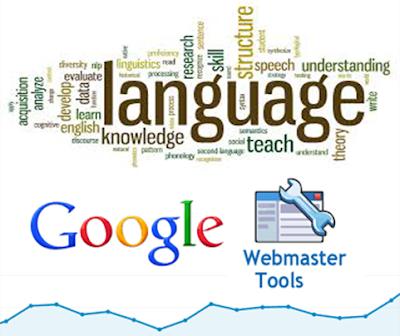 Cara Mudah Merubah Tampilan Bahasa Di Google Webmaster Tool