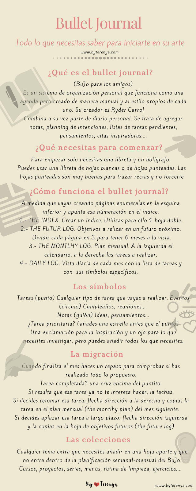 Como-iniciarse-Bullet-Journal
