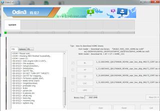 Cara Mudah Flash Hp Samsung J2 Prime Via Odin