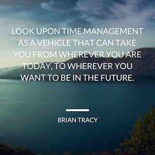 Brian Tracy - time management