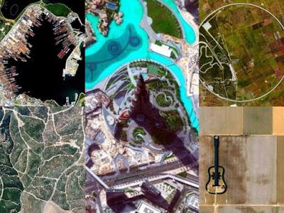 52 Citra Foto Satelit Dari Tempat Di Bumi