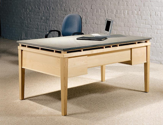 best buy solid oak office furniture desk tops for sale