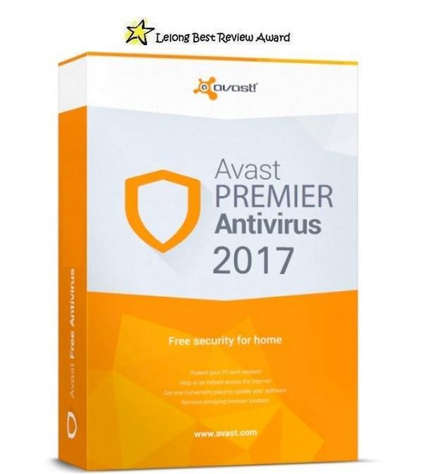 Avast Free Antivirus! 2017 With serial key valid till 2020 ...