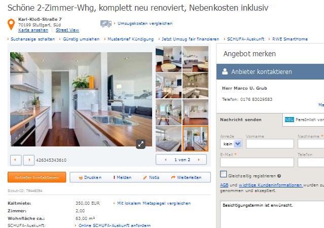 betrugsserie mit marco u grub t alias herr marco u grub. Black Bedroom Furniture Sets. Home Design Ideas