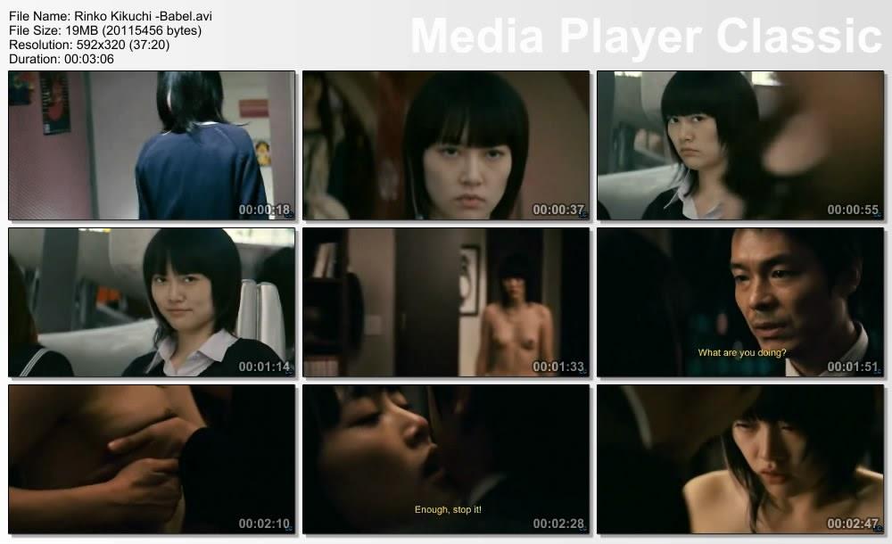 Babel Sex Scene 11