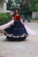 Actress Aathmika in lovely Maraoon Choli ¬  Exclusive Celebrities galleries 056.jpg