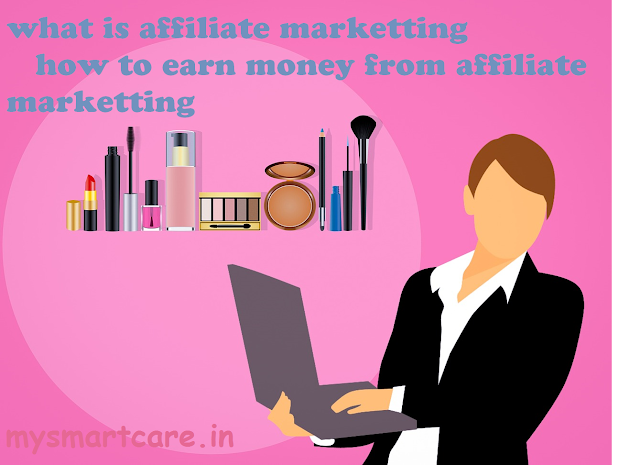 What Is Affiliate Marketing?  How To Earn Money From Affiliate Marketing