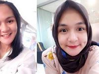 Lepas Hijab, Tato Chacha Istri Andika Kangen Band Kelihatan