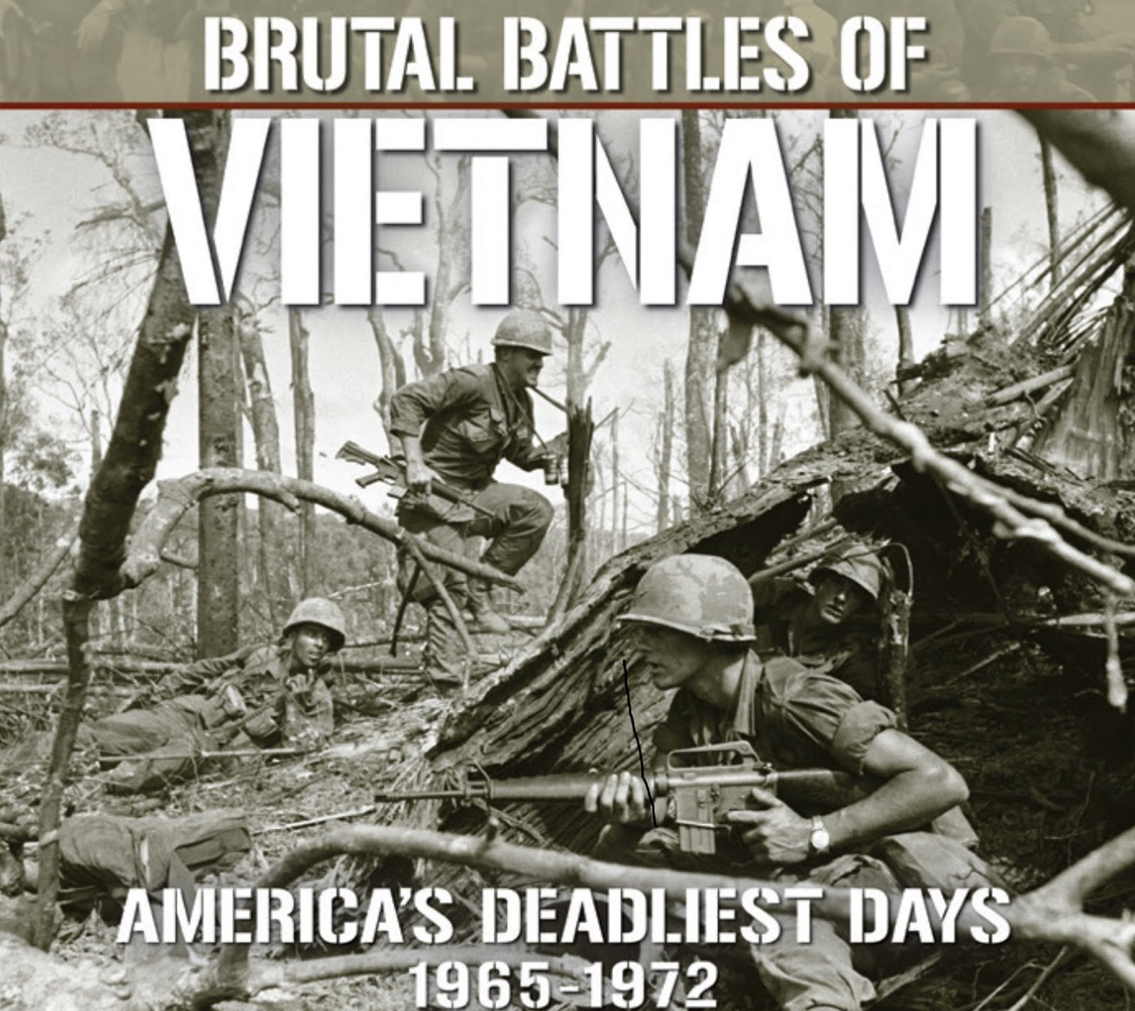 BRUTAL BATTLES OF VIETNAM