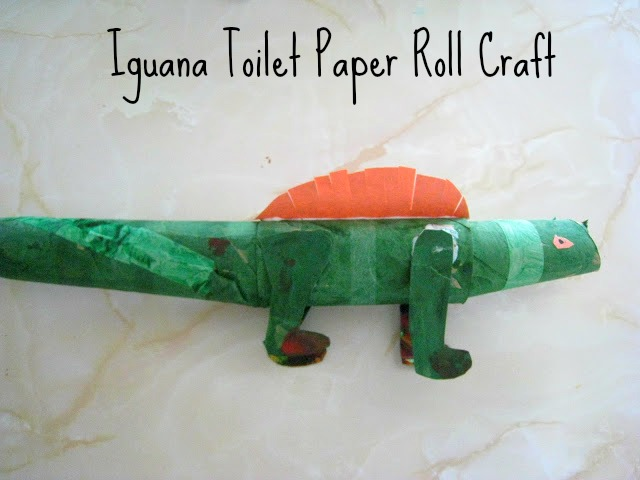Rainforest Animals Crafts For Kids
