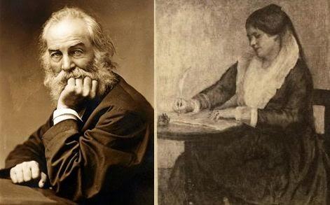 Walt Whitman e Anne Gilchrist