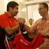 Golkar Tunjuk Hidung Maruarar Terkait Pencegahan Anies ke Podium Piala Presiden