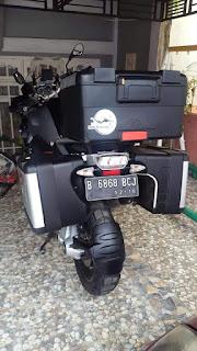 INFO MOGE BEKAS DIJUAL : BMW GS1200 K50 Tahun 2013..Ada Yang Berani ?